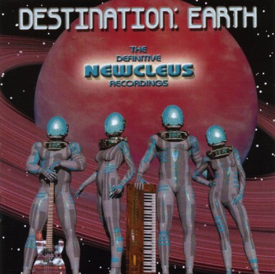 Newcleus – Destination Earth: The Definitive Newcleus Recordings (CD) (2006) (FLAC + 320 kbps)