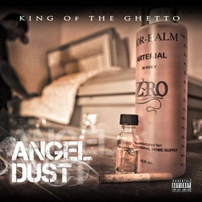 Z-Ro – Angel Dust (CD) (2012) (FLAC + 320 kbps)