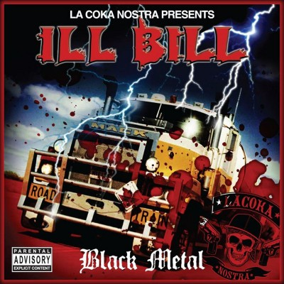 La Coka Nostra Presents: Ill Bill – Black Metal (CD) (2007) (FLAC + 320 kbps)