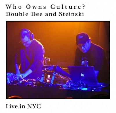 Double Dee & Steinski – Who Owns Culture? (CD) (2008) (FLAC + 320 kbps)