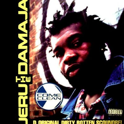 Jeru The Damaja – Come Clean (Promo CDS) (1993) (FLAC + 320 kbps)
