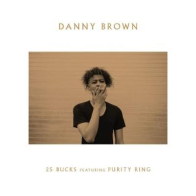 Danny Brown – 25 Bucks EP (WEB) (2014) (320 kbps)