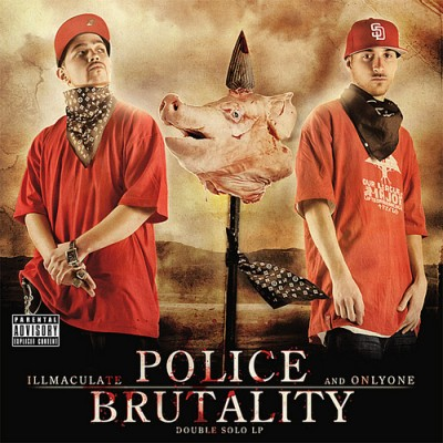iLLmaculate & OnlyOne – Police Brutality (2xCD) (2009) (FLAC + 320 kbps)