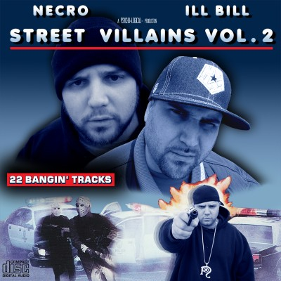 Necro & Ill Bill – Street Villains Vol. 2 (CD) (2005) (FLAC + 320 kbps)