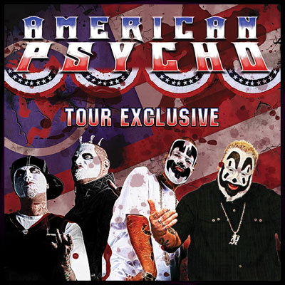 Insane Clown Posse & Twiztid – American Psycho EP (CD) (2011) (FLAC + 320 kbps)