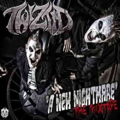 Twiztid – A New Nightmare (CD) (2013) (FLAC + 320 kbps)