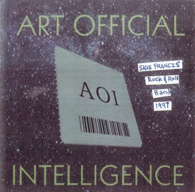 Art Official Intelligence – Voice-Mail-Bomb-Threat (CD) (1997) (FLAC + 320 kbps)