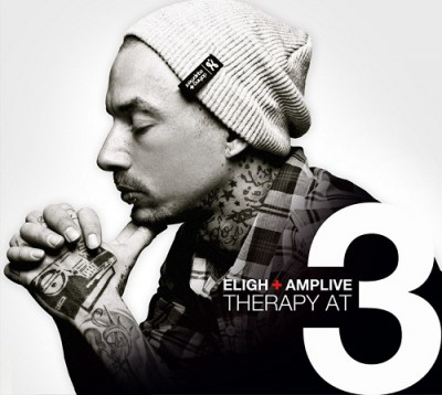 Eligh + AmpLive – Therapy At 3 (CD) (2011) (FLAC + 320 kbps)