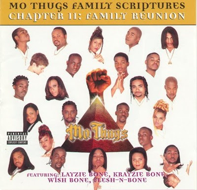 Mo Thugs – Family Scriptures Chapter II: Family Reunion (CD) (1998) (FLAC + 320 kbps)