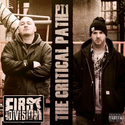 First Division – The Critical Path Pt. 1 (WEB) (2014) (320 kbps)