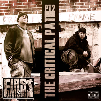 First Division – The Critical Path Pt. 2 (WEB) (2014) (320 kbps)