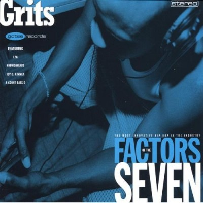 Grits – Factors Of The Seven (CD) (1998) (FLAC + 320 kbps)