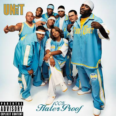 The Unit – 100% Hater Proof (CD) (2002) (FLAC + 320 kbps)
