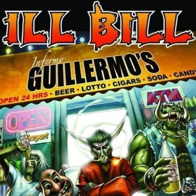 Ill Bill – Infermo Guillermo EP (CD) (2009) (FLAC + 320 kbps)