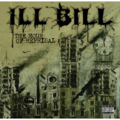 Ill Bill – The Hour Of Reprisal (CD) (2008) (FLAC + 320 kbps)