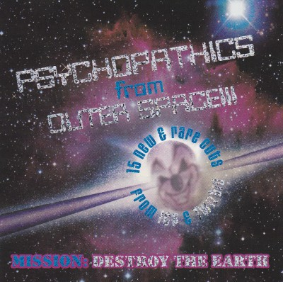 Insane Clown Posse & Twiztid – Psychopathics From Outer Space (CD) (2000) (FLAC + 320 kbps)