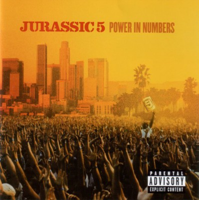 Jurassic 5 – Power In Numbers (CD) (2002) (FLAC + 320 kbps)