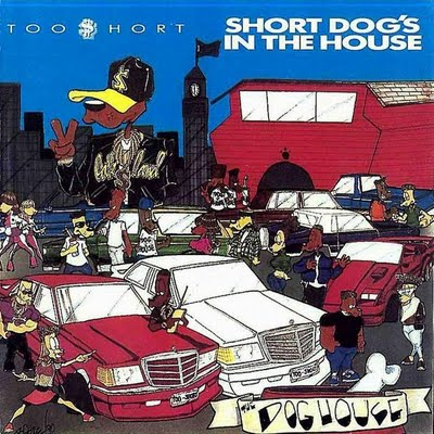 Too Short – Short Dog's In The House (CD) (1990) (FLAC + 320 kbps)