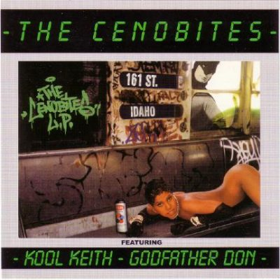The Cenobites – The Cenobites LP (Reissue CD) (1995-2000) (FLAC + 320 kbps)