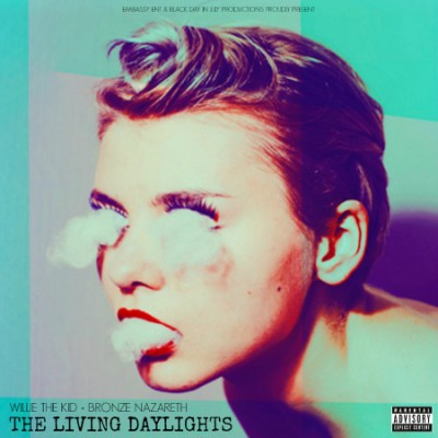 Willie The Kid & Bronze Nazareth – The Living Daylights (CD) (2014) (FLAC + 320 kbps)