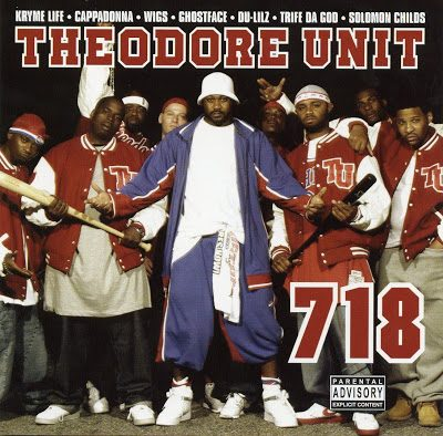 Theodore Unit – 718 (CD) (2004) (FLAC + 320 kbps)