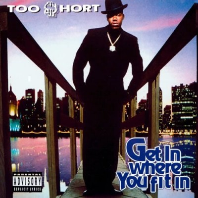 Too Short – Get In Where You Fit In (CD) (1993) (FLAC + 320 kbps)
