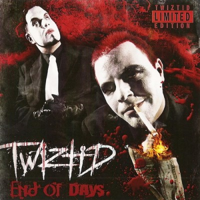 Twiztid – End Of Days EP (CD) (2009) (FLAC + 320 kbps)