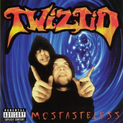 Twiztid – Mostasteless (Local Release CD) (1998) (FLAC + 320 kbps)