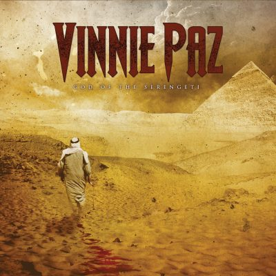 Vinnie Paz – God Of The Serengeti (CD) (2012) (FLAC + 320 kbps)