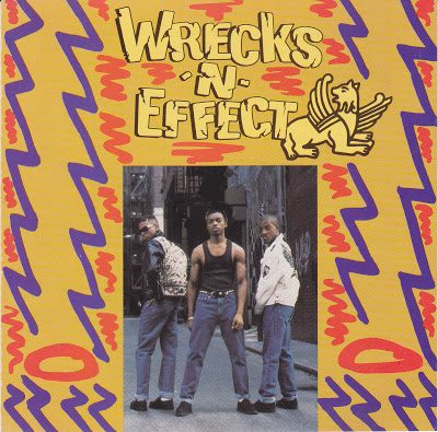 Wrecks-N-Effect – Wrecks-N-Effect (CD) (1989) (FLAC + 320 kbps)