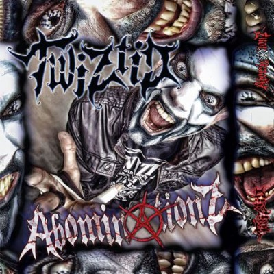 Twiztid – Abominationz (Madrox Version CD) (2012) (FLAC + 320 kbps)