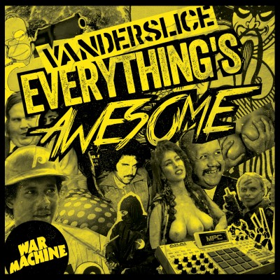 Vanderslice – Everything's Awesome (CD) (2014) (320 kbps)