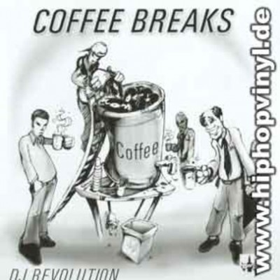 DJ Revolution – Coffee Breaks EP (Vinyl) (2001) (FLAC + 320 kbps)