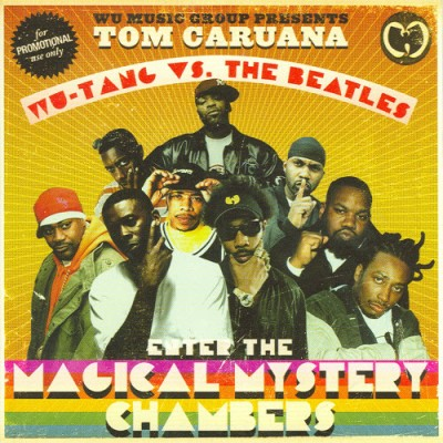 Wu-Tang vs. The Beatles – Enter The Magical Mystery Chambers (CD) (2010) (FLAC + 320 kbps)