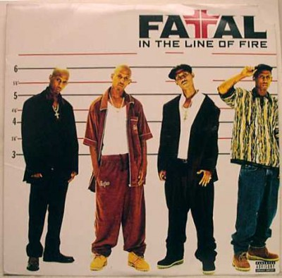 Fatal – In The Line Of Fire (CD) (1998) (FLAC + 320 kbps)