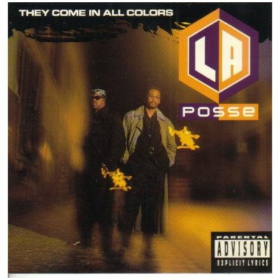 L.A. Posse – They Come In All Colors (CD) (1991) (FLAC + 320 kbps)