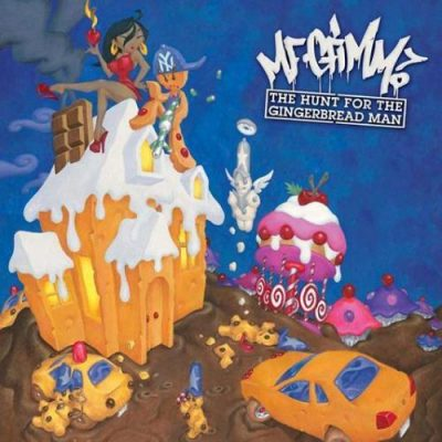 MF Grimm – The Hunt For The Gingerbread Man (CD) (2007) (FLAC + 320 kbps)