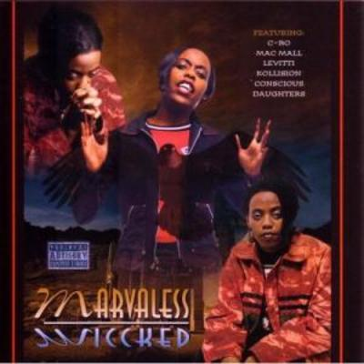 Marvaless – Wiccked (CD) (1996) (320 kbps)
