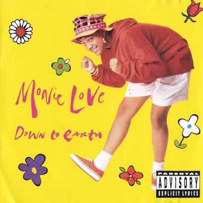 Monie Love ‎– Down To Earth (CD) (1990) (FLAC + 320 kbps)