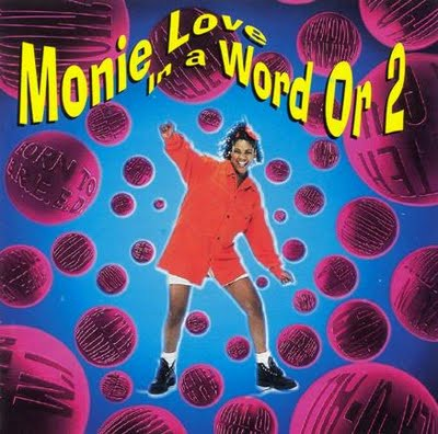 Monie Love – In A Word Or 2 (CD) (1993) (FLAC + 320 kbps)