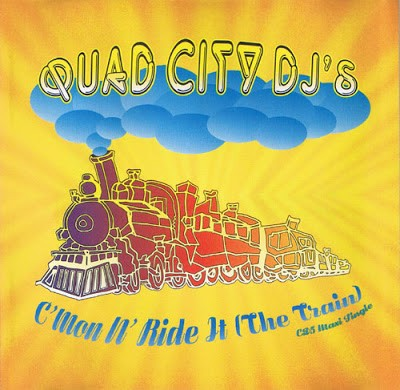 Quad City DJ's – C'Mon N' Ride It (The Train) (CDM) (FLAC + 1996) (320 kbps)