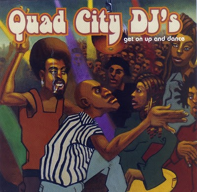 Quad City DJ's – Get On Up And Dance (CD) (1996) (FLAC + 320 kbps)