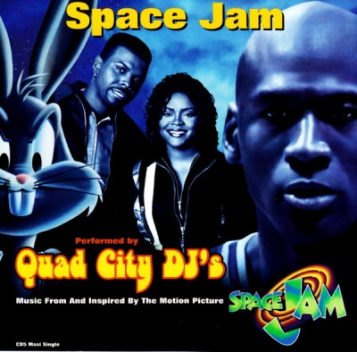 Quad City DJ's – Space Jam (CDS) (1996) (FLAC + 320 kbps)
