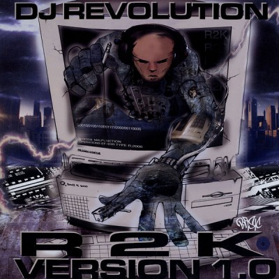 DJ Revolution – R2K Version 1.0 (CD) (1999) (FLAC + 320 kbps)