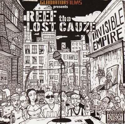 Reef The Lost Cauze – Invisible Empire (CD) (2003) (FLAC + 320 kbps)