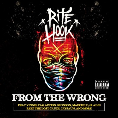 Rite Hook – From The Wrong (WEB) (2013) (320 kbps)