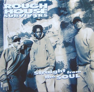 Rough House Survivers – Straight From The Soul (CD) (1992) (FLAC + 320 kbps)