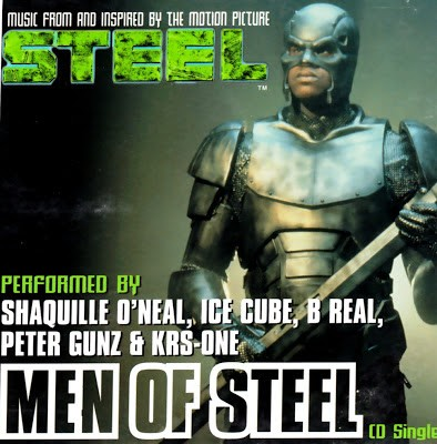 OST – Men Of Steel (CDS) (1997) (FLAC + 320 kbps)