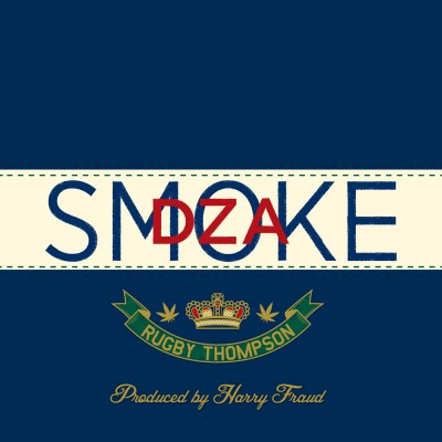 Smoke DZA – Rugby Thompson (CD) (2012) (FLAC + 320 kbps)