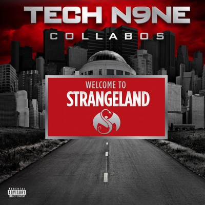Tech N9ne Collabos – Welcome To Strangeland (Best Buy Edition CD) (2011) (FLAC + 320 kbps)